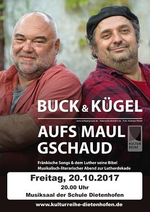 Wolfgang Buck u. Stefan Kügel