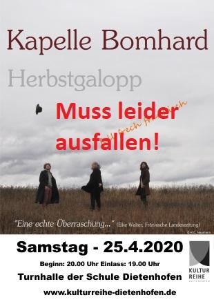 Kapelle Bomhard