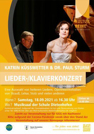 Heiteres Lieder-/Klavierkonzert